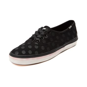 Womens Keds Champion Wool Dot Casual Shoe