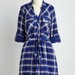 Scholastic Mid-length 3 Shirt Dress Backpacking Banquet Dress by ModCloth
