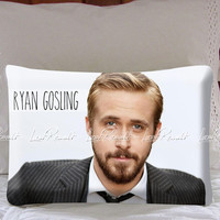 Ryan Gosling Pillow Case Cover Collectors Gift