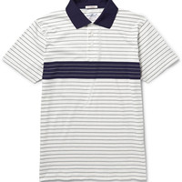 Gant Rugger - Striped Cotton Polo Shirt | MR PORTER