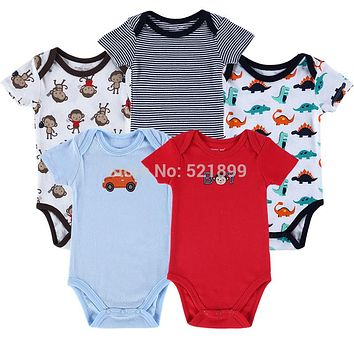Nest Newborn Baby Body Boys Girls Infant Clothing 0-12 Months Baby Romper