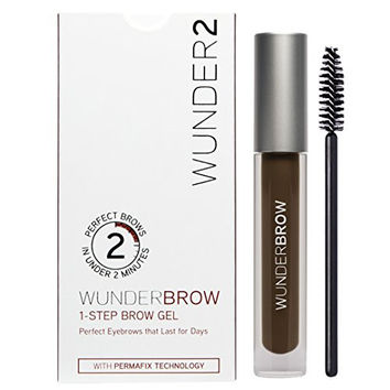 Eyebrow Gel Perfect Eyebrows in 2 Mins - Black/Brown