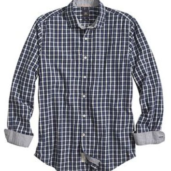 Dockers The Laundered Shirt - Estate Blue - Men's