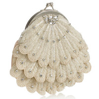 Vintage Style Scalloped Bag From Monsoon Accessorize