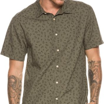 QUIKSILVER GHETTO SS SHIRT