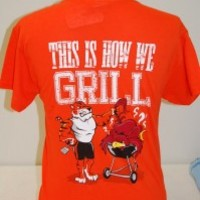 This is How We Grill t-shirts now at Palmetto Moon! | palmettomoononline.com