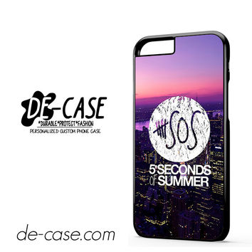 5 Seconds Of Summer 5SOS 5 SOS City Logo For Iphone 6 Iphone 6S Iphone 6 Plus Iphone 6S Plus Case Phone Case Gift Present YO