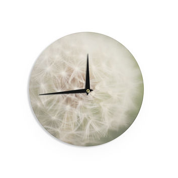 "Catherine McDonald ""Dandelion"" Wall Clock"