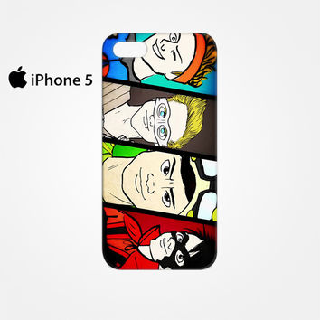 We Ah 5 Seconds of Summah 5 Seconds Of Summer for Iphone 4/4S Iphone 5/5S/5C Iphone 6/6S/6S Plus/6 Plus 3D Phone case
