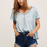 Free People We The Free Waves Tee