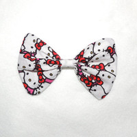 Cute Hello Kitty Bow