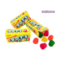 Dots Candy Mini Packs: 17-Piece Bag | CandyWarehouse.com Online Candy Store