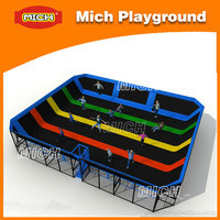 Source Patented design large Mich inflatable water trampoline on m.alibaba.com
