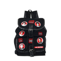 One Direction Song Lyrics Backpack