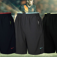 Men Sports Plus Size Pants Simple Design Casual Couple Shorts [7774367299]