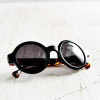 Autumn Preppy Round Sunglasses - Urban Outfitters