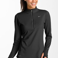 Women's Nike 'Element' Dri-FIT Half Zip Running Top,