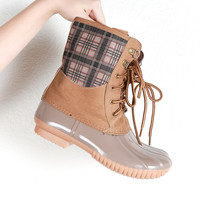 Muriel Duck Boot