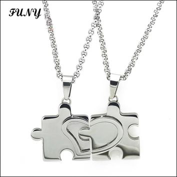 High quality explosion models necklace pendant stainless steel Figure desgins suitable everyone free shipping
