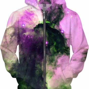 Eaglefairy Jolly | Universe Galaxy Nebula Star Clothes | Rave & Festival Shirt
