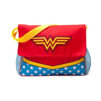 Wonder Woman Diaper Bag