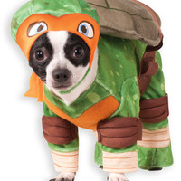 Teenage Mutant Ninja Turtles Michelangelo Pet Costume – Spirit Halloween