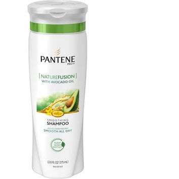 PANTENE PRO-V NATURE FUSION SMOOTHING SHAMPOO WITH AVOCADO OIL 12.6 OZ