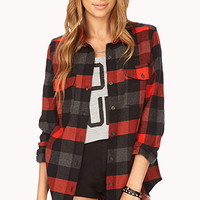 Americana Plaid Flannel