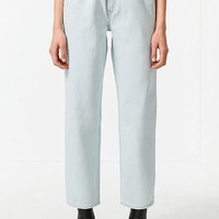 Levi's High-Rise Cinched Straight-Leg Jeans | Urban Outfitters