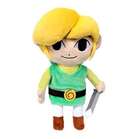Link Legend of Zelda: Wind Waker HD 12 Inch Plush