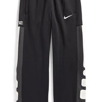 Boy's Nike 'Elite Stripe' Therma-FIT