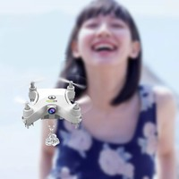Mini Drone Micro Pocket 4CH WiFi Camera Real Time Video 6Axis Gyro Switchable Controller RC Helicopter Kids Toys