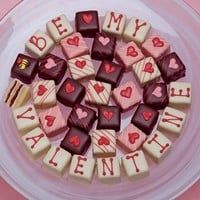 Valentine's Day Demitasse Petits Fours