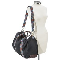 Mossimo Supply Co. Weekender Handbag - Black