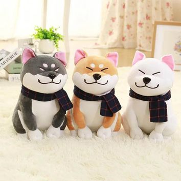 Corgi or Shiba Inu Dog Plush Toys - Gift For Children