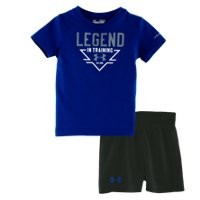 Under Armour Boys' Infant UA Legend In Training 2-Piece Set