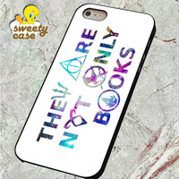 They Are Not Only Books,harry potter,the hunger games For SMARTPHONE CASE