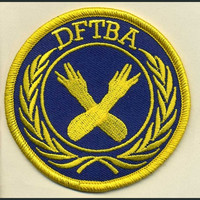 Nerdfighter Crest Iron-On Patch