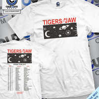 Tigers Jaw, t-shirt | Cold Cuts Merch