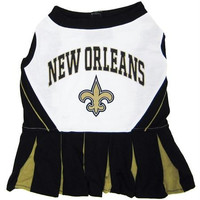 New Orleans Saints Cheer Leading XS