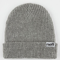 Neff Fold Beanie Heather One Size For Men 26687513001
