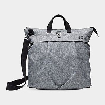 Helmet Bag in Grey by John Sencion for MoMA - MoMA Exclusive : Sports & Outdoors