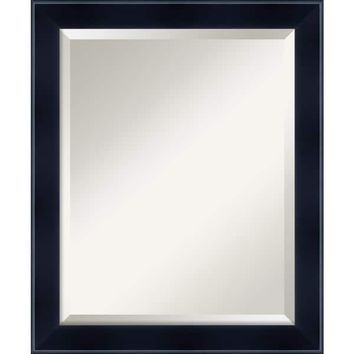 Wall Mirror Medium, Madison Black 19 x 23-inch | Overstock.com Shopping - The Best Deals on Mirrors