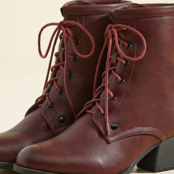 If the Boot Fits | Mod Retro Vintage Boots | ModCloth.com