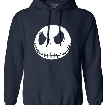 Mens sweatshirt men fashion long Sleeve hoodies tracksuit Nightmare Before Christmas Jack Skellington Male autumn winter S-XXL