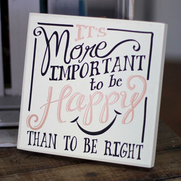 Happy > Right Wall Plaque