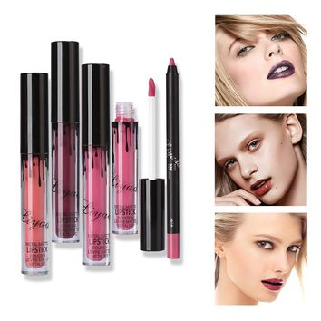 matte liquid lipstick nyx makeup lip gloss matte set of lipsticks lip stain rouge a levres liquide mat liquid matt lipstick tint