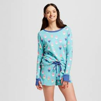 Nite Nite Munki Munki® Women's Tea Cup Pigs Pajamas Set