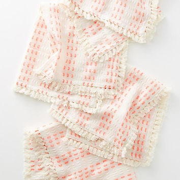 Yarn-Dyed Napkin Set