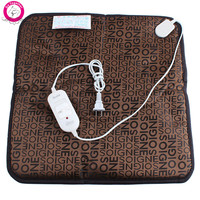 Pet Dog Electric Bed Heating Mat 45*45cm Winter Warm Dog Cat Heat Blanket